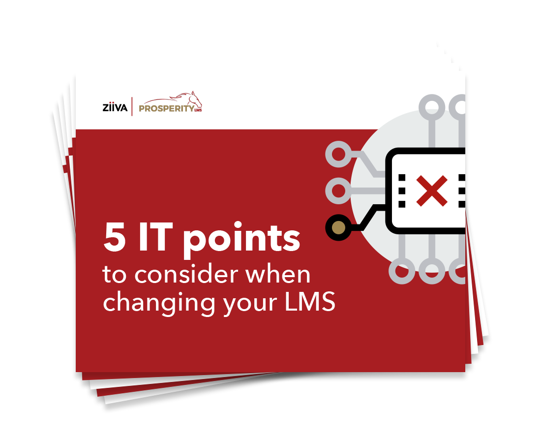 5 IT point to consider when changing your LMS cover