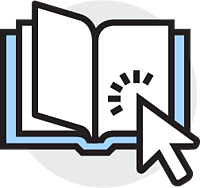 Course library icon